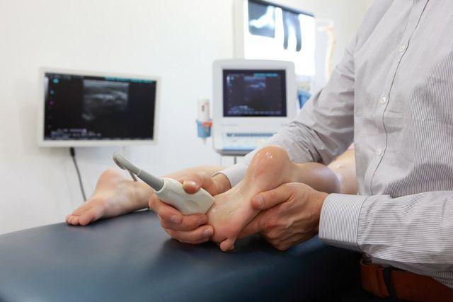 high tech foot care
