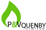 P & V Quenby Ltd  - Oil Fired Boiler Servicing & Repair logo