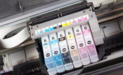 Colour cartridges
