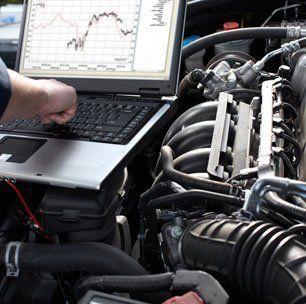 Diagnostic checks for a fine tuned engine