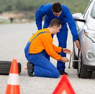 An excellent range of vehicle services
