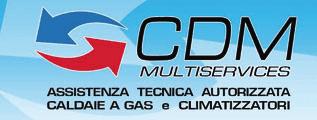 CDM - Logo