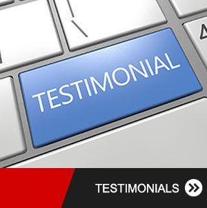 Plumbing Testimonials