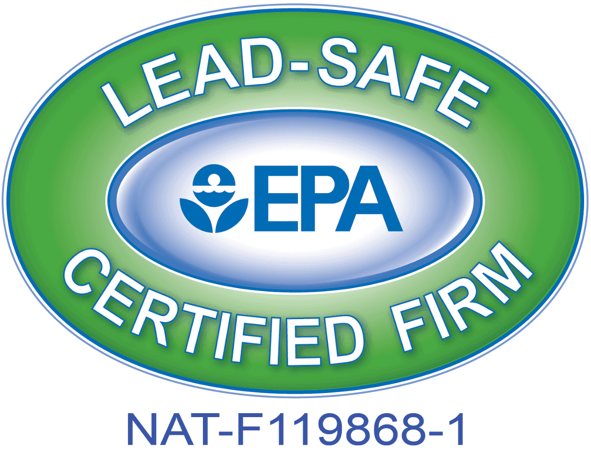 King Quality Construction is an epa lead-safe certified firm