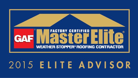 King Quality Construction is a gaf factory certified MasterElite weather stopper roofing contractor