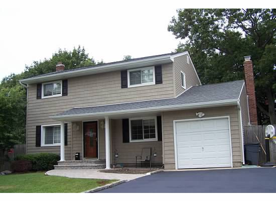 King Quality Construction - siding & roofing after picture