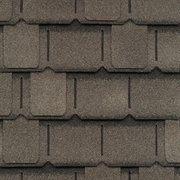 Camelot Aged Oak shingles, installed by King Quality Construction