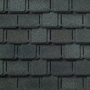 Camelot Majestic Navy shingles, installed by King Quality Construction