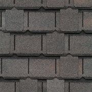 Camelot Williamsburg Slate shingles, installed by King Quality Construction