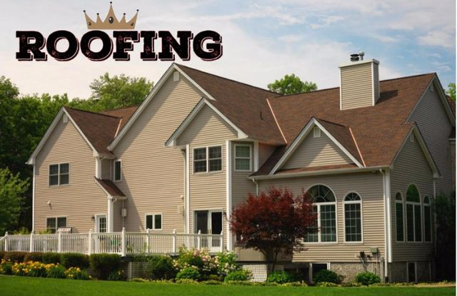 Roofing services from King Quality Construction