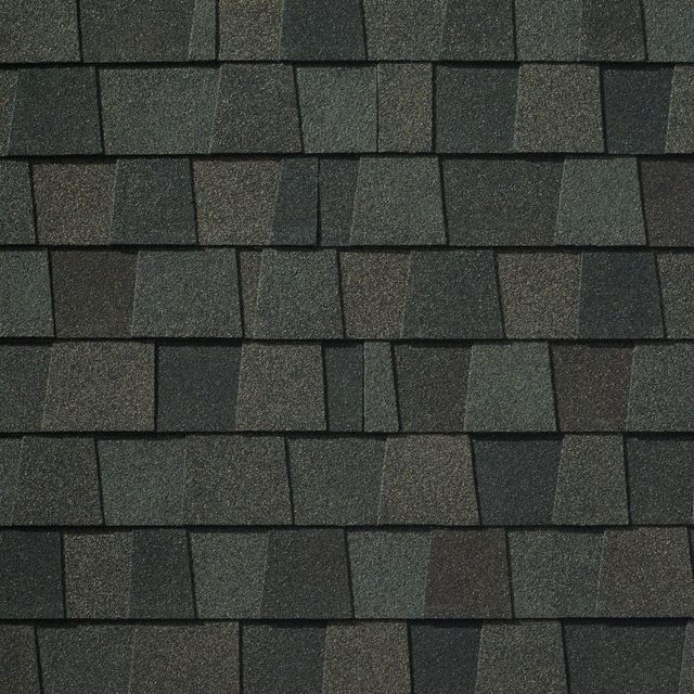 King Quality Construction installs Timberline American Harvest Appalachian Sky shingles