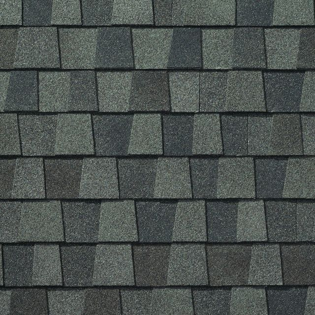 King Quality Construction installs Timberline American Harvest Nantucket Morning shingles