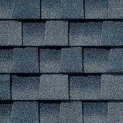 Timberline HD Biscayne Blue shingles installed by King Quality Construction