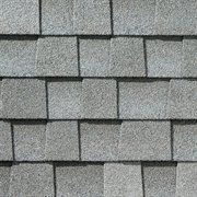 Timberline HD Fox Hollow Gray shingles installed by King Quality Construction