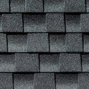 Timberline HD Pewter Gray shingles installed by King Quality Construction