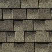 Timberline HD Weathered Wood shingles installed by King Quality Construction