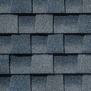 King Quality Construction installs Timberline Ultra HD Biscayne Blue Shingles