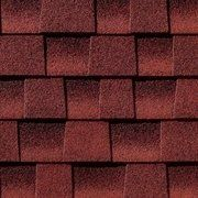 King Quality Construction installs Timberline Ultra HD Patriot Red Shingles