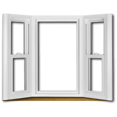 Simonton 9800 Series Bay Window, Exclusive to King Quality Construction