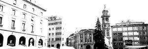 piazza principale di una cittá
