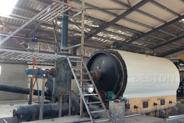 Some Information On Pyrolysis Plant Manufacturers