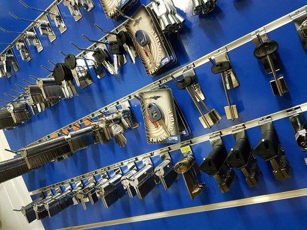 servizio di duplicazione chiavi, per ogni esigenza,