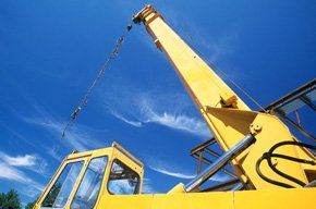 Reliable crane hire in Perth with Brian Patterson