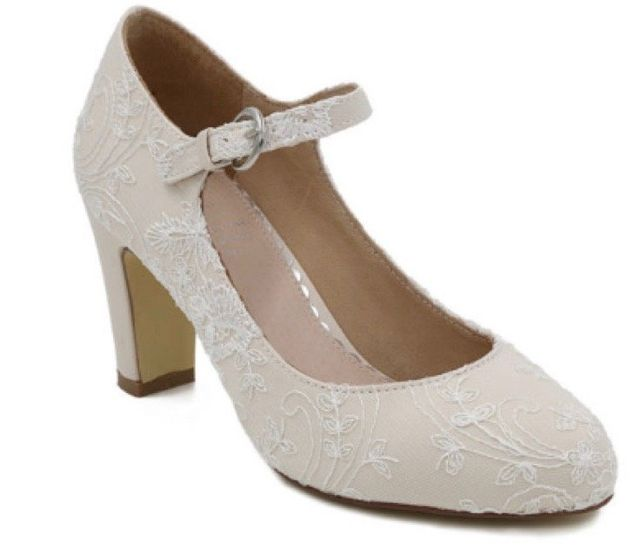 00b983601e72 Martha wedding shoes from Isobel Florence