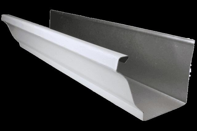 Aluminum Seamless Gutters Installation