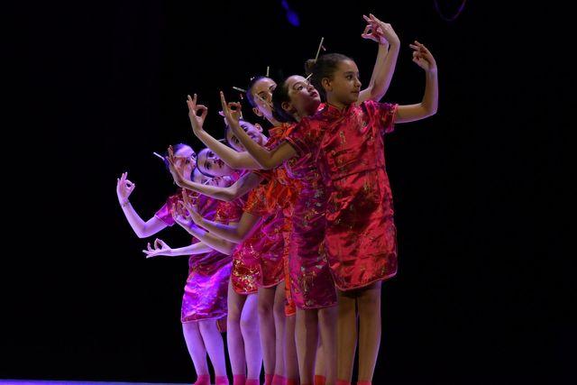 la danza incontra l'arte