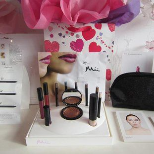bridal make-up package