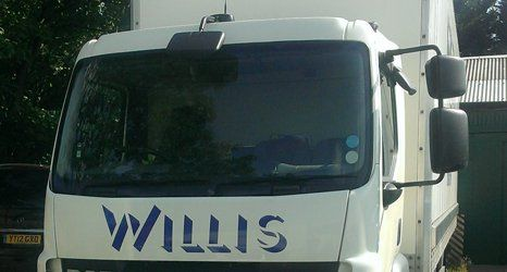 will's commercial vehicle