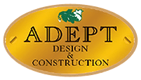 Adept Design & Construction Ltd logo