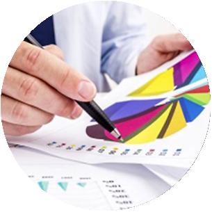 report finanziari e contabili