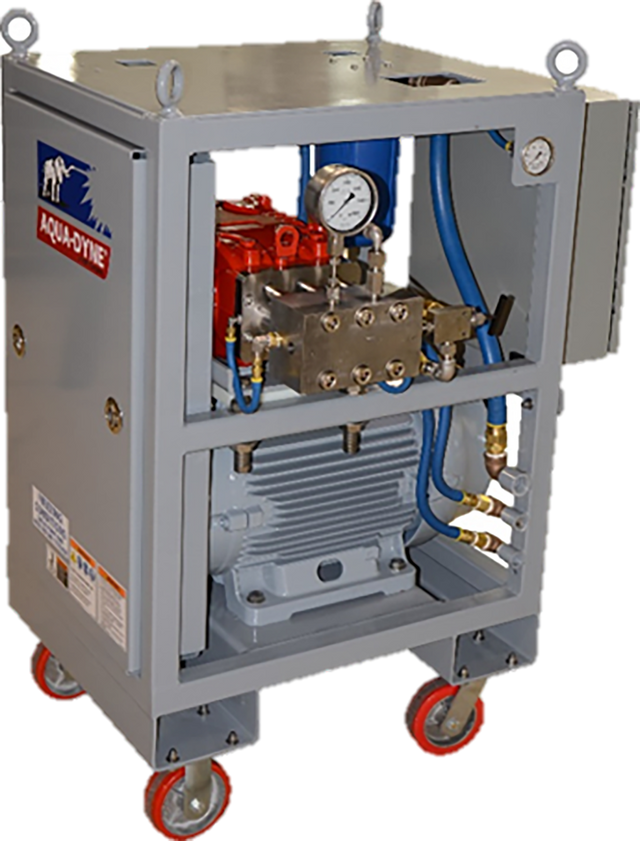 BLASTMAX S-50 | waterblasting technologies tomball tx