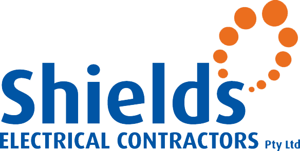 shields electrical contractors logo