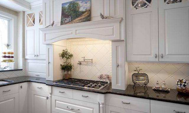 Premier design custom cabinets in Rochester, NY