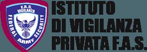 ISTITUTO DI VIGILANZA PRIVATA F.A.S. - LOGO