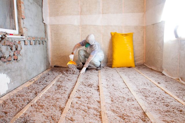 Loose-Fill Insulation in Granite Shoals, TX | H&H Drywall
