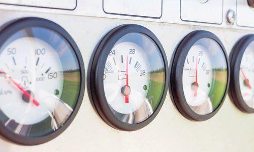 High quality gauges