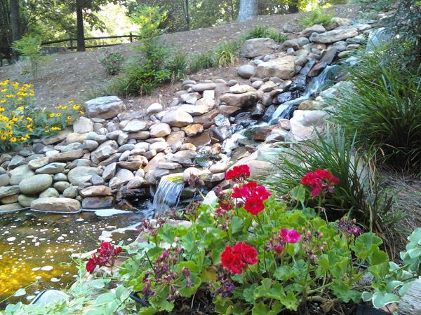 Custom lawn and garden care in Matthews, NC and Charlotte