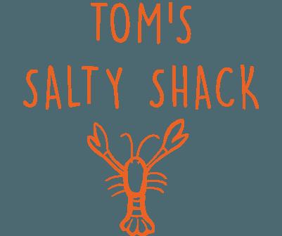 toms salty shack logo