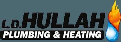 L.D. HULLAH logo