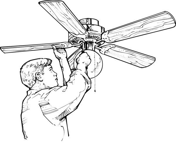 Our services tri state area affordable handyman are you in need of a ceiling fan to be replaced or newly installed at affordable handyman we can help dont tackle this alone hire a professional to aloadofball Gallery