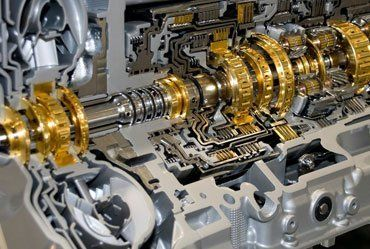 dual-clutch transmission for repair