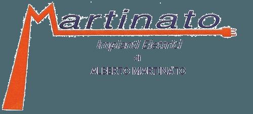 Martinato Impianti Elettrici - Logo