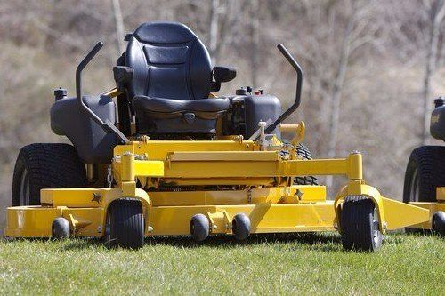 Lawnmower and equipment repair in Westford