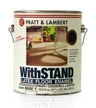 Pratt lambert - Pratt and lambert red seal exterior ...
