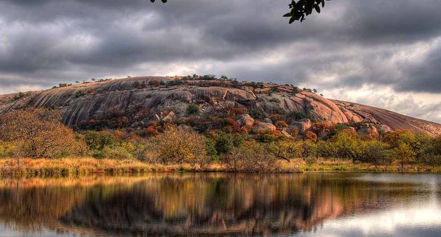 Enchanted Rock in Fredericksburg Texas
