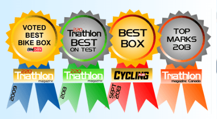 BikeBoxAlan awards
